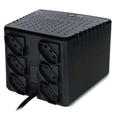 Estabilizador TS Shara Eletrônico Powerest 500 Bivolt - 9003