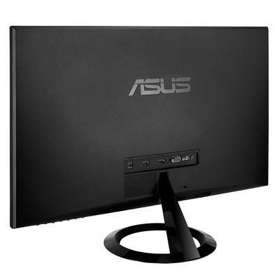 Monitor Gamer Asus LED 24´ Widescreen, Full HD, HDMI/VGA/DVI, Som Integrado, 1ms - VX248H