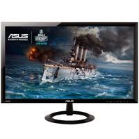 Monitor Gamer Asus LCD 24´ Widescreen, Full HD, HDMI/VGA/DVI, Som Integrado, 1ms - VX248H