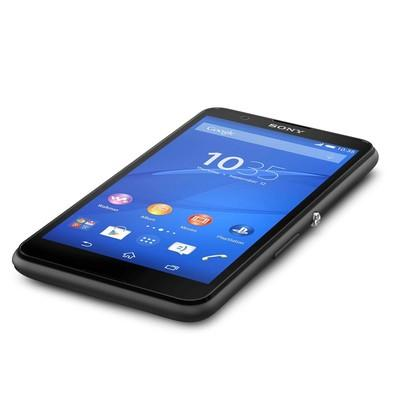 Smartphone Sony Xperia E4, 8GB, 5MP, Tela 5´, TV Digital, Preto - E2124 TV