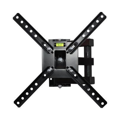 Suporte Articulado Brasforma Para TV , LCD, LED e Plasma 10´ a 55´ Preto - SBRP140
