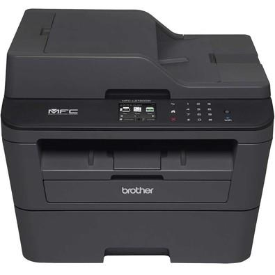 Impressora Multifuncional Brother Mono Laser Duplex WiFi, Display TouchScreen LCD 2.7´ - MFC-L2720DW