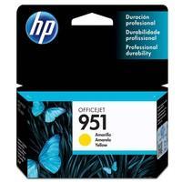 Cartucho de Tinta HP Officejet 951 Amarelo CN052AB