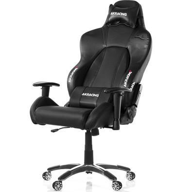 Cadeira Gamer AKRacing Premium V2, Carbon Black - 10048-3
