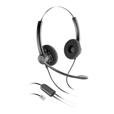 Headset Plantronics Fone Plug and Play com Redução de Ruído - SP12