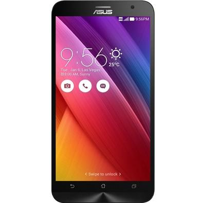 Smartphone Asus Zenfone 2, 16GB, 13MP, Tela 5.5´, Preto - ZE551ML - 6A549WW