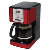 Cafeteira Programável Oster 12 xícaras 110V Vermelha  BVSTDC4401RD-017