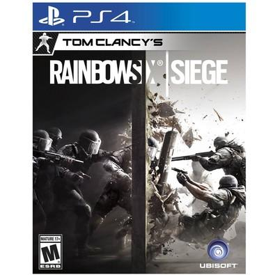 Game Tom Clancys Rainbow Six: Siege PS4