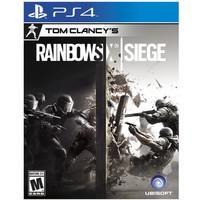 Jogo Tom Clancys Rainbow Six: Siege PS4