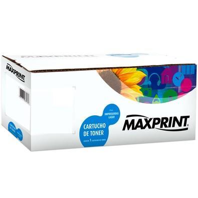 Toner Maxprint Preto Q2612A