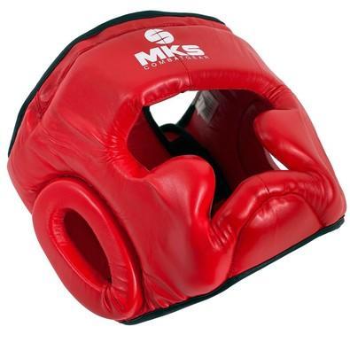 Protetor de Cabeça MKS Vermelho - HG-2492T-V-G