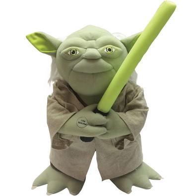 Boneco Mestre Yoda c/ Reconhecimento de Voz - Candide 9101