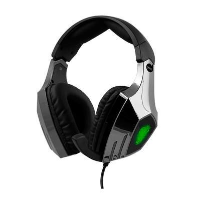 Headset Gamer Dazz Steel Python 7.1 Prata - 622591