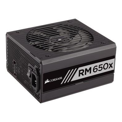 Fonte Corsair 650W 80 Plus Gold Modular RM650X - CP-9020091