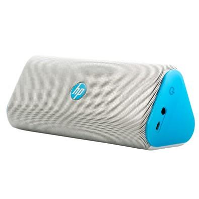 Caixa de Som HP Bluetooth Roar Azul - F6S97AA