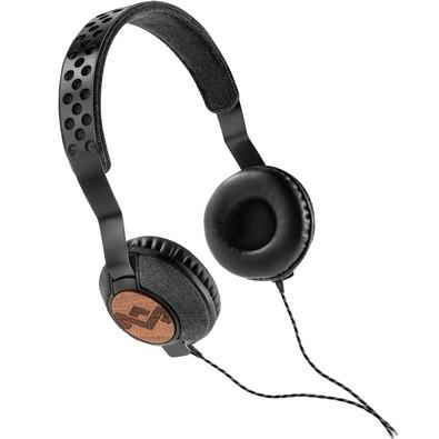 Fone de Ouvido Headphone Liberate Midnight Marley Emjh073mi