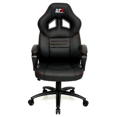 Cadeira Gamer DT3sports GTS, Black Orange - 10236-2