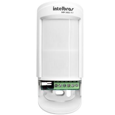 Sensor Infravermelho Passivo Intelbras IVP 5001 PET - 4541012