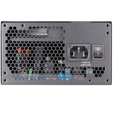 Fonte EVGA 650W 80 Plus Gold Semi Modular Modo ECO - 210-GQ-0650-V