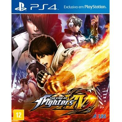 Game The King Of Fighters XIV PS4