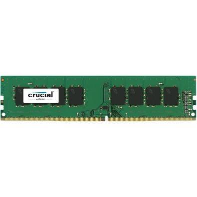 Memória Crucial 16GB, 2400MHz, DDR4, CL17 - CT16G4DFD824A