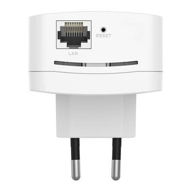 Repetidor Wireless N300 D-Link 300Mbps, Access Point, Botão WPS, Bivolt, Branco - DAP-1330