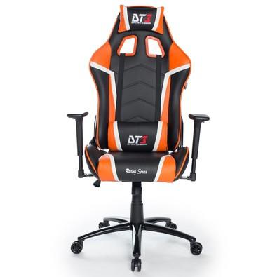 Cadeira Gamer DT3sports Modena, Black Orange - 10503-9