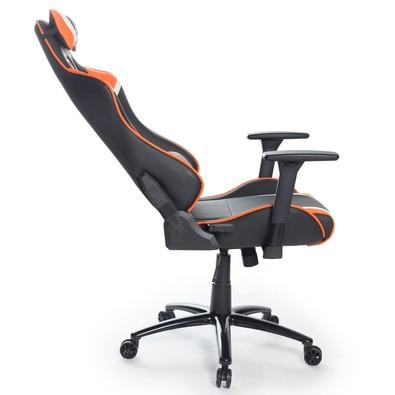 Cadeira Gamer DT3sports Modena, Black Orange - 10503-9