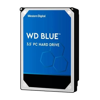 HD WD Blue, 2TB, 3.5´, SATA - WD20EZAZ