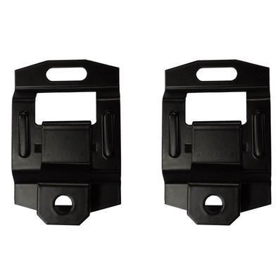 Suporte Universal Brasforma Ultra Slim Para TV/Fixo, LCD, LED e Plasma 10´ a 85´ Preto - SBRU859