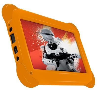 Tablet Multilaser Disney Star Wars Quad Core, Android 4,4 Wi-Fi, Tela 7´ Polegadas, 8GB - NB238