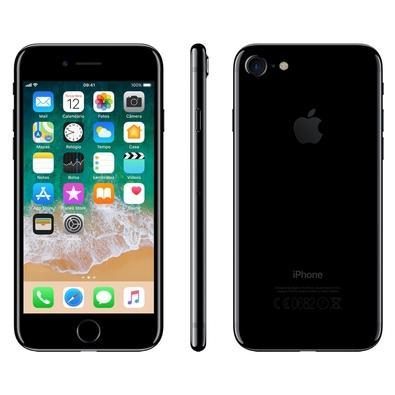 Iphone 7 Preto Brilhante, 256gb - Mn9c2