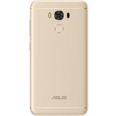 Smartphone Asus Zenfone 3 Max, 32GB, 16MP, Tela 5.2´, Dourado - ZC553KL-4G012BR