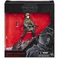 Boneco Star Wars - The Black Series - Sergeant Jyn Erso - Hasbro B9607