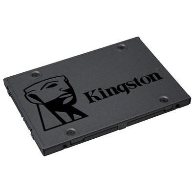SSD Kingston 2.5´ 240GB A400 SATA III Leituras: 500MBs / Gravações: 350MBs - SA400S37/240G