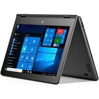 Notebook 2 em 1 Multilaser M11W, Intel Core BTY, 32GB, 2GB, Windows 10, 11.6´, Cinza - NB258