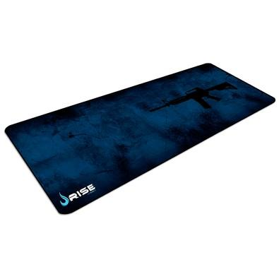 Mousepad Gamer Rise Mode M4A1, Speed, Extra Grande (900x300mm) - RG-MP-06-M4A