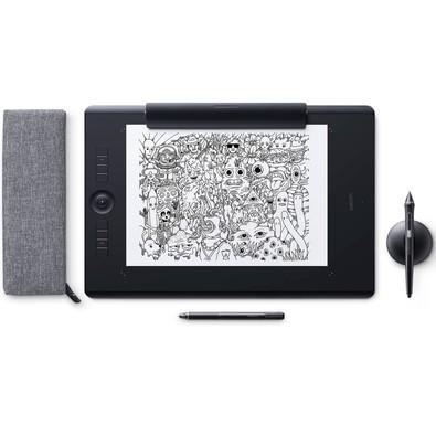 Mesa Digitalizadora Wacom Intuos Pro Paper Edition Large - PTH860P