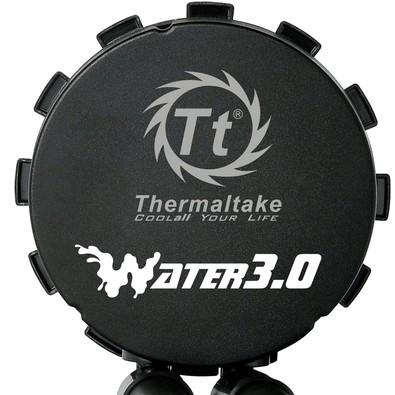 WaterCooler Thermaltake Water 3.0 Riing Red 140 All in One CL-W150-PL14RE-A
