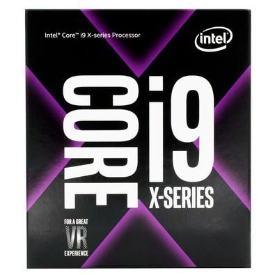 Processador Intel Core i9-7900X Skylake, Cache 13.75MB, 3.3GHz (4.3GHz Max Turbo), LGA 2066 - BX80673I97900X