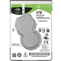 HD Seagate BarraCuda, 2TB, 2.5´, Notebook, SATA - ST2000LM015