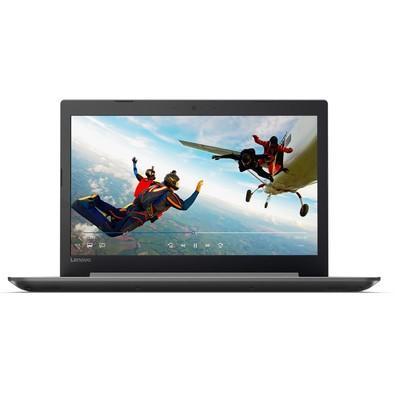 Notebook Lenovo 320, Intel Core i3-6006U, 4GB, 1TB, Windows 10 Home, Prata - 80YH0008BR