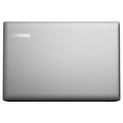 Notebook Lenovo 320, Intel Core i3-6006U, 4GB, 1TB, Windows 10 Home, Prata - 80YH0008BR