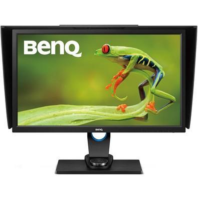 Monitor Benq LED 27´ Widescreen, QHD, IPS, HDMI/DVI, Altura Ajustável - SW2700PT