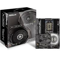 Placa-Mãe ASRock p/ AMD TR4 ATX X399 Taichi DDR4