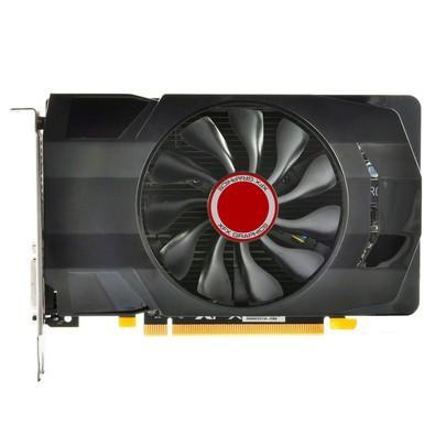 Placa de Vídeo XFX AMD Radeon RX 550 2GB Core, GDDR5 - RX-550P2SFG5