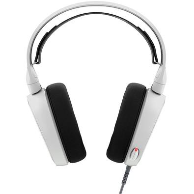 Headset Gamer Steelseries Arctis 5 White 7.1 RGB - 61444