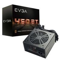 Fonte EVGA 450W 80 Plus Bronze 100-BT-0450-K
