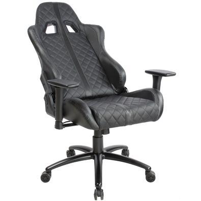 Cadeira Gamer Husky HailStorm, Black - HHA-BK
