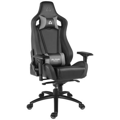 Cadeira Gamer Alpha Gamer Polaris Racing, Black